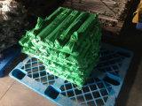 Umweltfreundliches überschüssiges Plastiksortierfach 120L/240L mit zwei Rädern