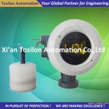 Medidor de sonar de nível de líquido para a monitorização química Tanque