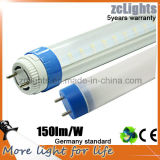 세륨/RoHS를 가진 1.5m 24W T8 LED Lamps Tube Lights