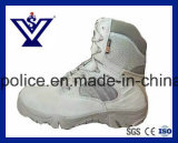 高品質の軍の戦術的な砂漠ブート(SYSG-240)
