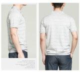 남자를 위한 2016년 OEM 제조자 대나무 면에 의하여 수를 놓는 폴로 셔츠