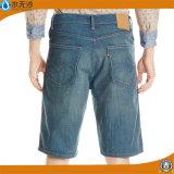 Shorts lavati casuali del Jean del cotone degli uomini all'ingrosso