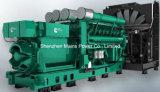 1800kw 2250kVA de V.S. Cummins Diesel Generator Reserve2000kw 2500kVA