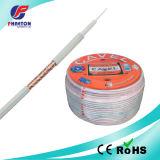Cable coaxial Sat703 para la TV vía satélite
