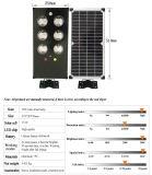 15W tutto in un indicatore luminoso di via solare con il sensore di movimento