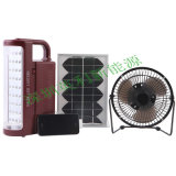 15W-18V Mini Solar Fan с Three Level Speed Regulations
