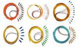 12 Fan-out van de kern de Optische Vlecht van de Vezel met de Schakelaar LC van Sc St FC