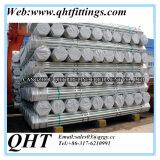 Pipe en acier Pré-Galvanisée par Q235 ronde de bonne qualité