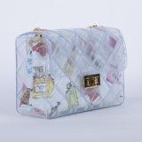 새로운 디자인 숙녀 형식 귀여운 묵 핸드백 (P6666)