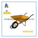 Wb6400 싼 건축 바퀴 무덤