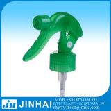 Mini pulverizador verde transparente 24/410 do disparador da névoa com 0.25-0.3ml Ouput