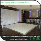 최신 판매 결혼식 지면! LED 반짝임 댄스 플로워 빛 위원회
