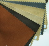 Кожа для перчаток ткани PU Microfiber