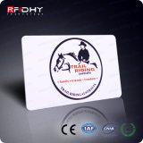 Carte sèche d'IDENTIFICATION RF de MIFARE DESFire D21 D41 D81 13.56MHz