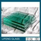 vetro laminato della pellicola di 3-19mm PVB per la parete di vetro di Architectual