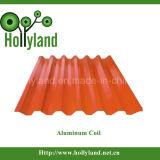 Feuille en aluminium de bobine de creux de la jante de PE&PVDF (ALC1115)