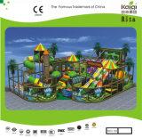 (특색짓는!) Kaiqi 큰 다채로운 아이들의 실내 연약한 실행 운동장 (KQ10202A)