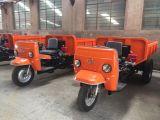 Triciclo Diesel poderoso /Goods /Tricycle do motor da motocicleta de três rodas de China
