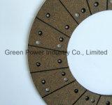 Cara de embrague material Asbesto-Libre del alimentador de la mejor calidad