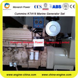 400kw/500kVA Cummins Marine Soundproof Generator bij 50Hz