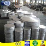 Del uso extensible de 1000 fábrica de aluminio brillante del disco mercancías de la cocina de la serie