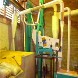 máquina de trituração pequena do milho 15t/24h