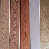 Foshan-Fabrik-natürlicher weiße/rote Eichen-Holz-Bodenbelag
