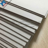 Conglomerado gris laminado del papel de tarjeta de viruta de la calidad de Hight
