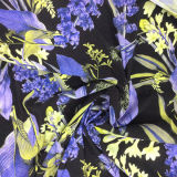 꽃은 의복을%s 디지털에 의하여 인쇄된 시퐁을 디자인했다