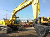 Verwendeter hydraulischer Exkavator Gleisketten-Exkavator-KOMATSU-PC220-6
