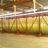 Absolvent-Fiberglas verstärkter Plastikrohr für Wasser-Transport
