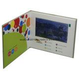 Опционный подарок промотирования размера рекламируя карточку брошюры видео- карточки цифров карточки приглашения визитной карточки видео- карточки видео- видео- (ID7001)