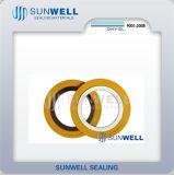 Het standaard Spiraalvormige Type van Ring van de Pakkingen van de Wond Binnen