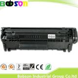 Cartouche d'encre noire compatible de Q2612A pour la HP LaserJet 1020/1022/1018/1010