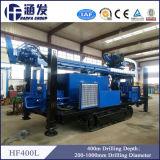 Equipo Drilling de múltiples funciones hidráulico del receptor de papel de agua de Hf400L