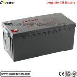 Батарея геля аккумулятора 12V200ah солнечная с 3 летами гарантированности