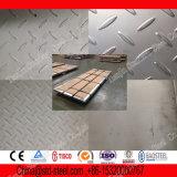 Placa de aço inoxidável da gota do rasgo de Mandorla (304 304L 316 316L)