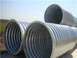 Saleのための電流を通されたPlate Corrugated Steel Pipe
