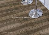 azulejo de suelo de madera del grano de la inyección de tinta 3D 150*600 Rda16023