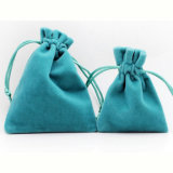 Jewelry Bag/를 위한 Eco-Friendly Promotional Velvet Gift Bag