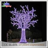 عيد ميلاد المسيح حد زخرفة [لد] يشعل [كبّر وير] فرع شجرة ضوء