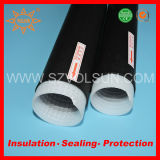 高い収縮の比率EPDMの冷たい収縮の管
