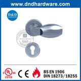 Manetas de puerta sólidas de los Ss para la puerta del metal
