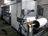 로고를 인쇄하는 짠것이 아닌 직물 하나 색깔을%s 압박 기계 인쇄