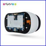 2.0 Vidrios video virtuales de la realidad 3D del rectángulo de Vr de la versión para el teléfono elegante