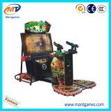 De muntstuk In werking gestelde het Rennen Genoemde Aanval Moto van het Spel van de Arcade Machine voor Hete Verkoop