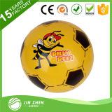 China-späteste Geschenk-Feld-Kurbelgehäuse-Belüftung gedruckte Kugel mit Pumpen-Spielzeug-Kugel