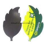 Imán magnético de papel redondo al por mayor del refrigerador de la etiqueta engomada
