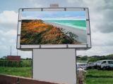 P10 im Freien farbenreiche LED-Bildschirm für kommerzielle Werbung