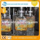 Garrafa pequena personalizada Fábrica de enchimento de suco de laranja fresco